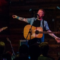 aaron gillespie live review photos
