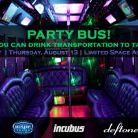 concert party bus orlando - Tampa