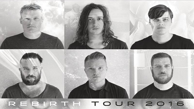 Underoath Rebirth Tour Presale Passwords Amp Dates Inside