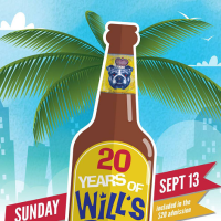 Wills Pub 20th Anniversary