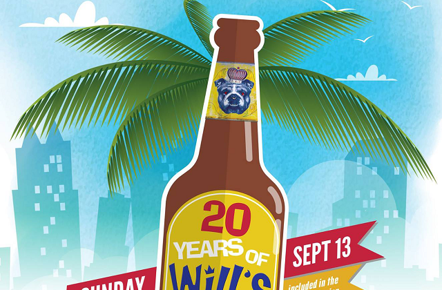 Wills Pub 20th Anniversary