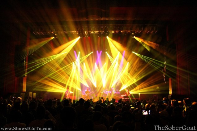 umphreys mcgee review miami