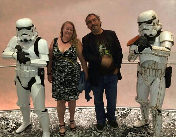 One Man Star Wars Trilogy Live Review (2)