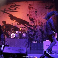 korn live review