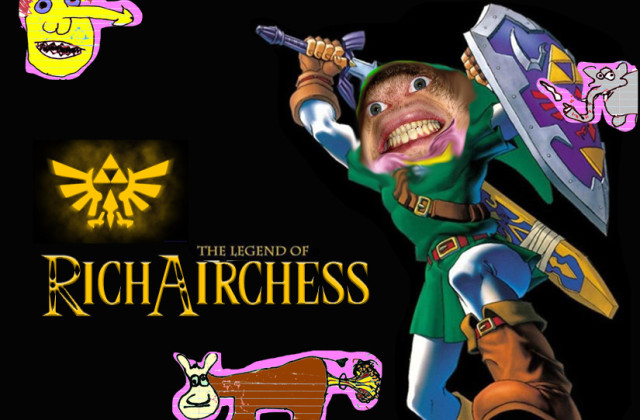Legend of Rich Airchess