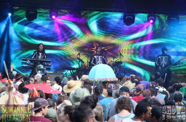 hulaween 2015 live review