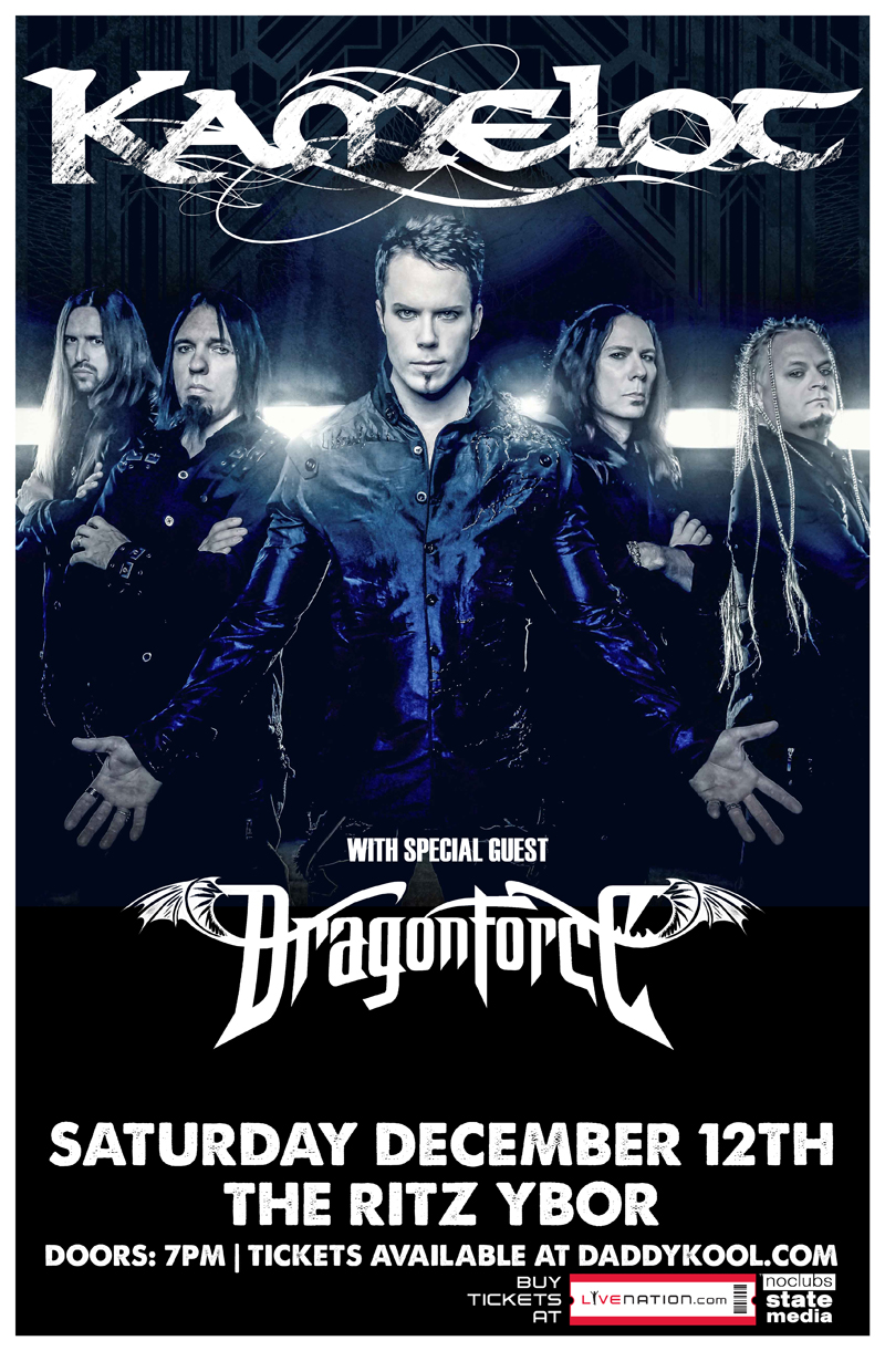 Kamelot Ticket Giveaway
