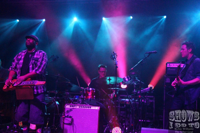 Galactic Live Review