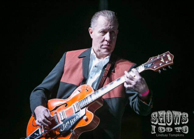 Reverend Horton Heat Live Review - Southern Fried Sunday