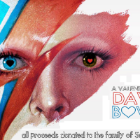 A Valentine for David Bowie Orlando 2016