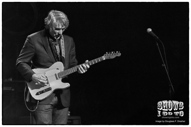 Jim Campilongo opening for WILCO. Kings Theatre, February 5, 2016