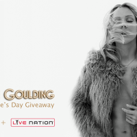 Ellie Goulding Ticket Giveaway
