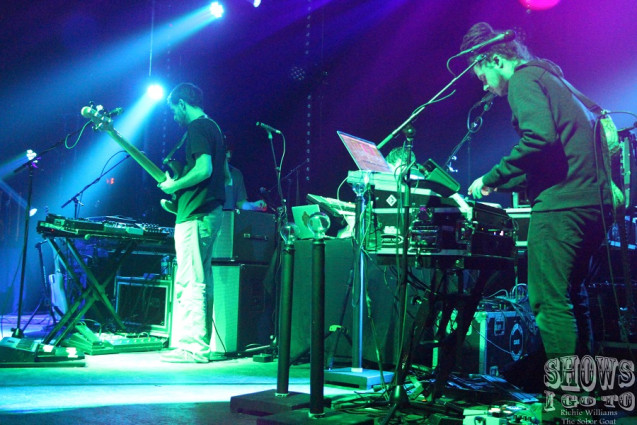 Papadosio Live Review 11
