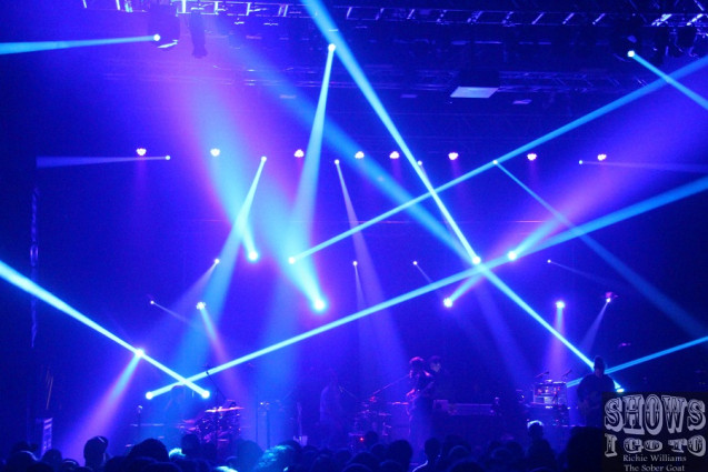 Papadosio Live Review