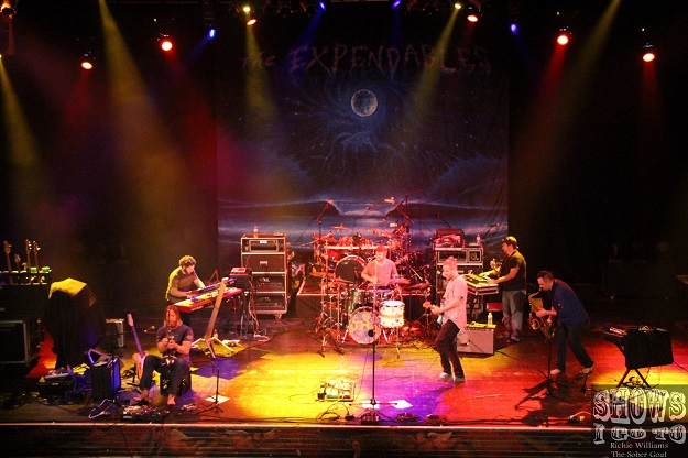 The Expendables, Zach Deputy & The Hip Abduction Live Review
