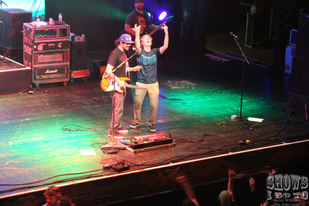 The Expendables Live Review