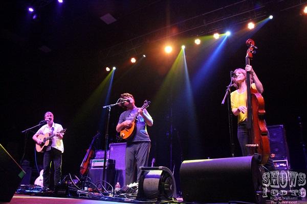 Yonder Mountain String Band & Keller Williams