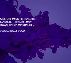 Moonstone Music Festival 2016 Lineup