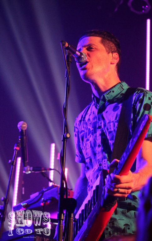 Mutemath Live Review 2016