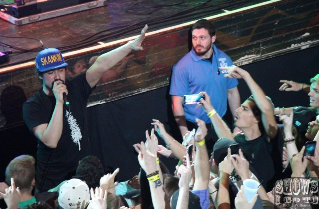 The Expendables Live Review 2016