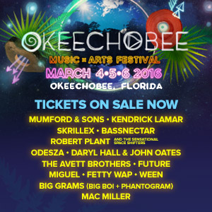 Get Tickets to Okeechobee Music Festival Here!