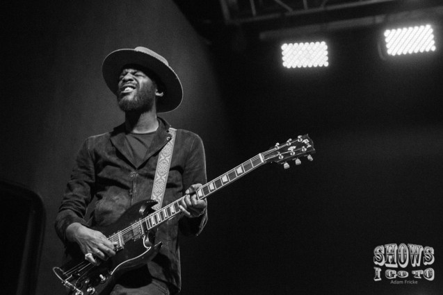 Legend in the Making | Gary Clark Jr. Live Review & Concert Photos | Tricky Falls Theater, El Paso TX | March 9, 2016
