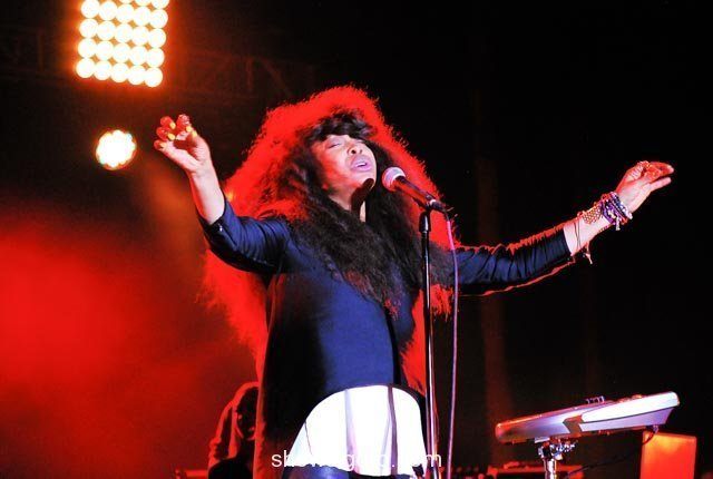 Erykah Badu Live Review
