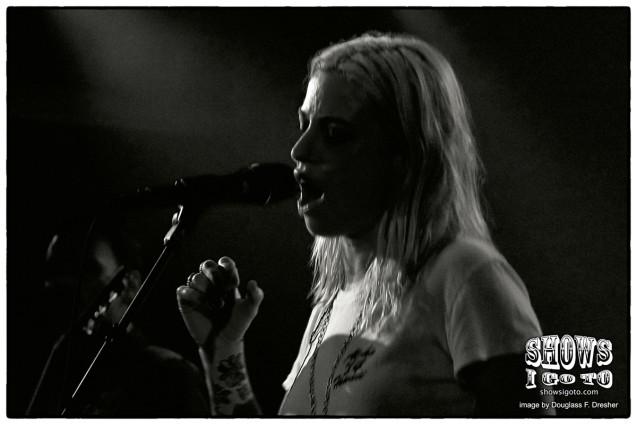 Gin Wigmore Live Review - Underground Arts, Philadelphia, PA