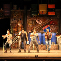 Stomp Live Review 2016