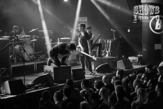 Saosin Live Review 2016