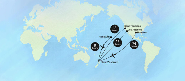 Where the hell is New Zealand?