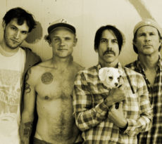 Red Hot Chili Peppers New Song 2016