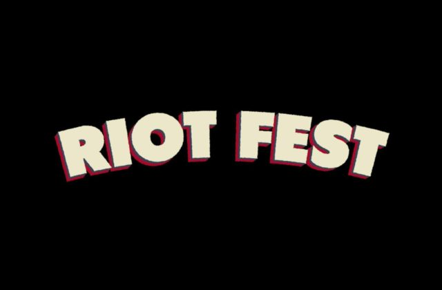 Riot Fest 2016 Lineup Announcement