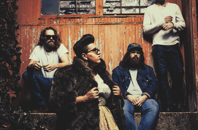 The Alabama Shakes Ybor City FL 2016