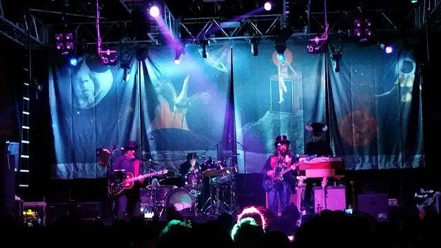 Claypool Lennon Delirium Orlando FL