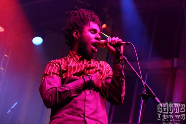 Reggae on the Block 2016