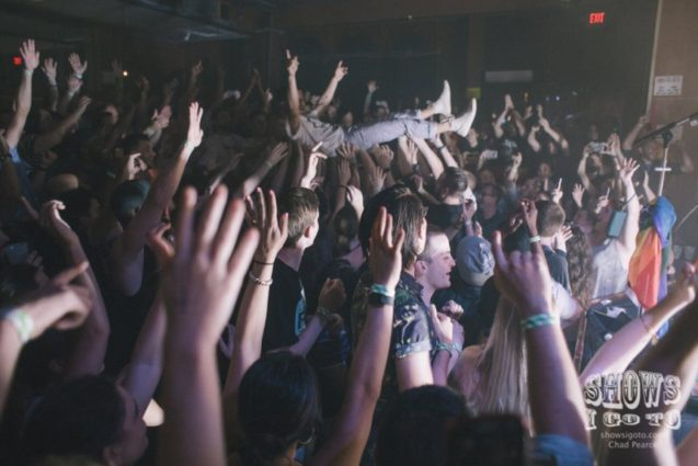 St Lucia Live Review