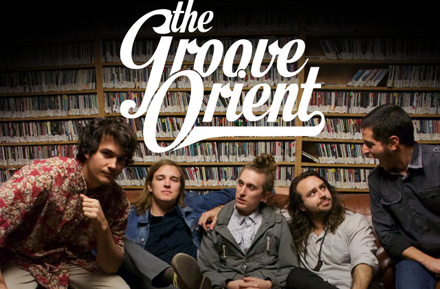 The Groove Orient Summer Tour 2016