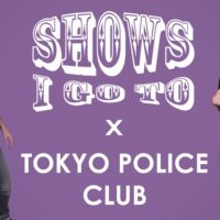 Tokyo Police Club Interview 2016