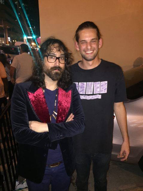 Sean Lennon and Sean Gray Orlando FL