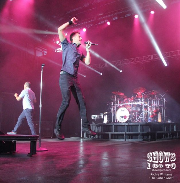 311 Live Concert Review 2016