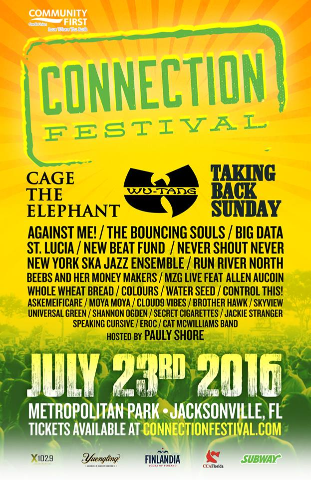 Connection Fest 2016 Lineup