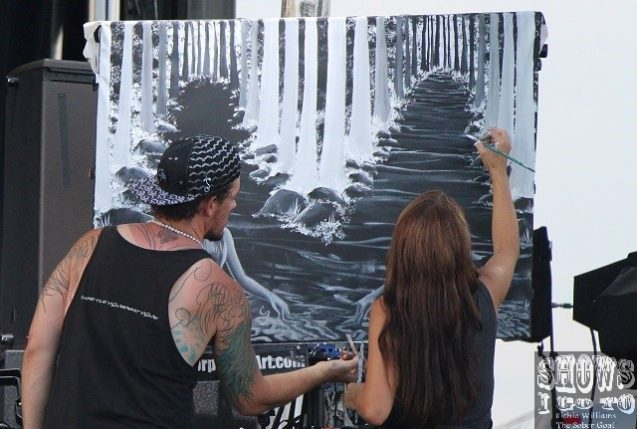 Rebelution Painters
