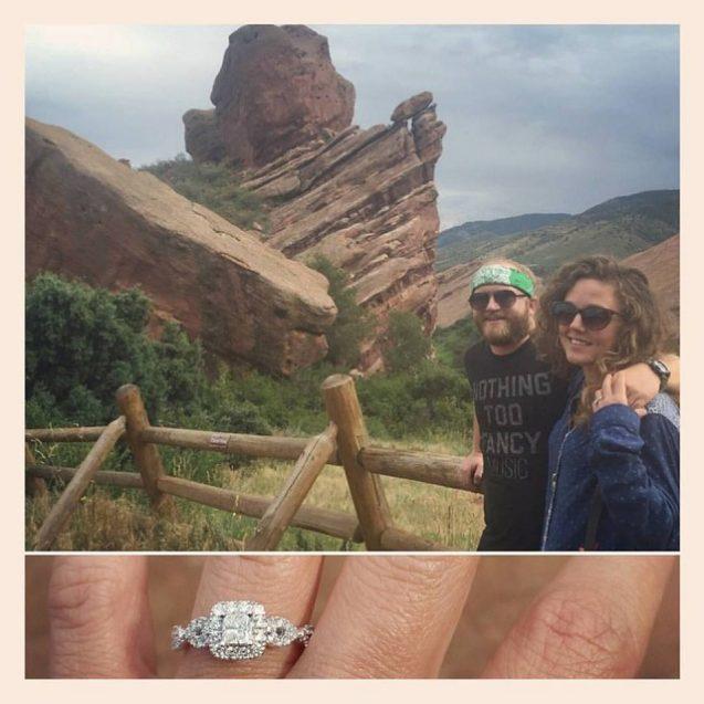 Red Rocks Engagement