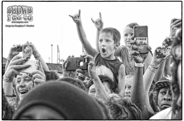 Warped Tour Live Review