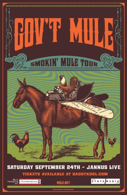 Gov't Mule St. Pete 2016
