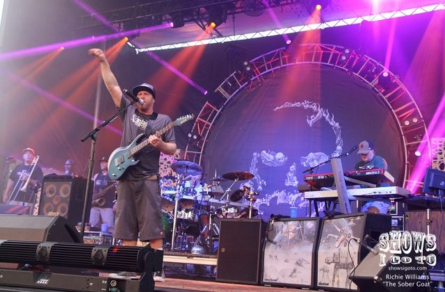 Slightly Stoopid 2016