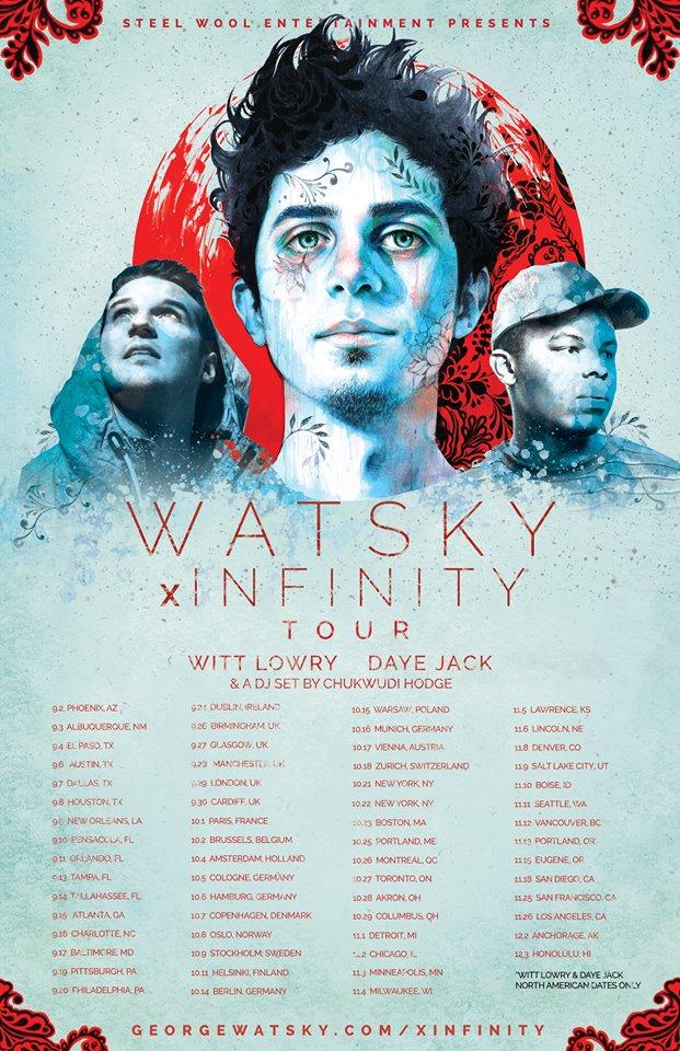 Watsky Tour 2016
