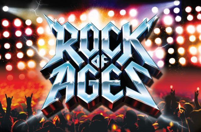 TICKET GIVEAWAY: ROCK OF AGES!   Running September 28