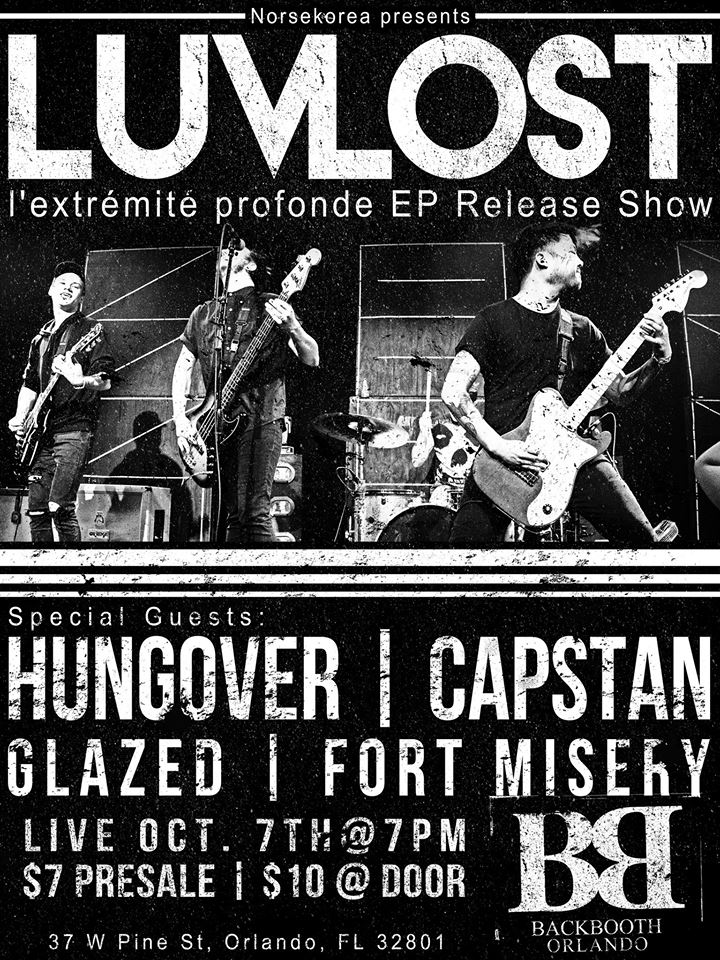luvlost-ep-release-show